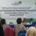 Univ. Islam Madura Menyelenggarakan Pelatihan Penjaminan Mutu