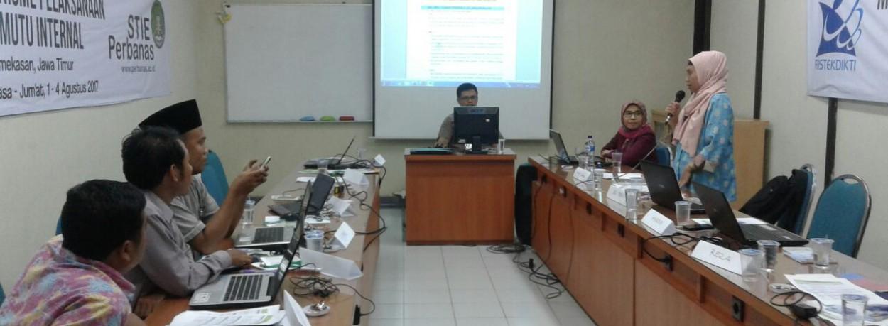 Presentasi Kebijakan dan Manual Mutu